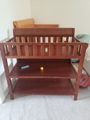 Delta Baby changing table for Sale in Fairfax, VA