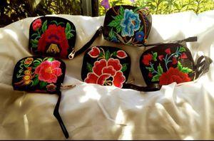 Embroidered wallet billetera bordada for Sale in Glendale, AZ