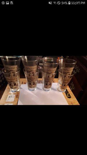 Vtg coca cola glasses for Sale in Princeton, KY