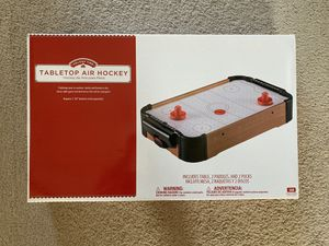 Tabletop Air Hockey for Sale in Fremont, CA