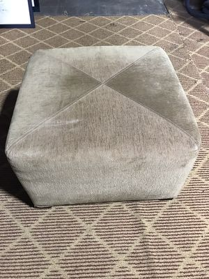 Fabric Ottoman for Sale in Windsor, ON