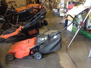 Black and Decker mower for Sale in Phoenix, AZ