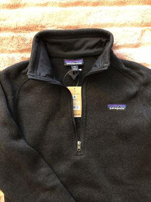 NWT black Patagonia better sweater women size XS for Sale in Renton, WA