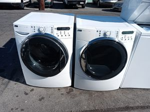 Kenmore set gas dryer and washer machine both for $750 for Sale in San Leandro, CA