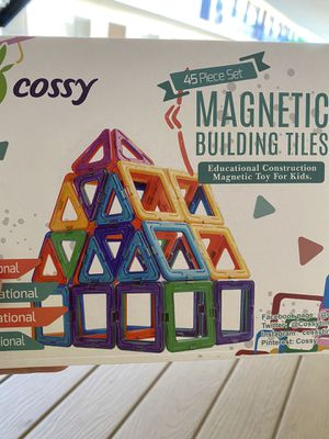 New magnetic Building titles $18 for Sale in Downey, CA