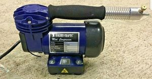 35 PSI Air Compressor for Crafts Airbrush Bakery for Sale in Phoenix, AZ