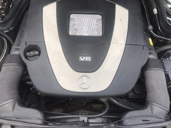 Parts only Mercedes c300 c250 c350 w204