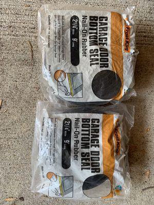 Garage door bottom seal for Sale in Westerville, OH