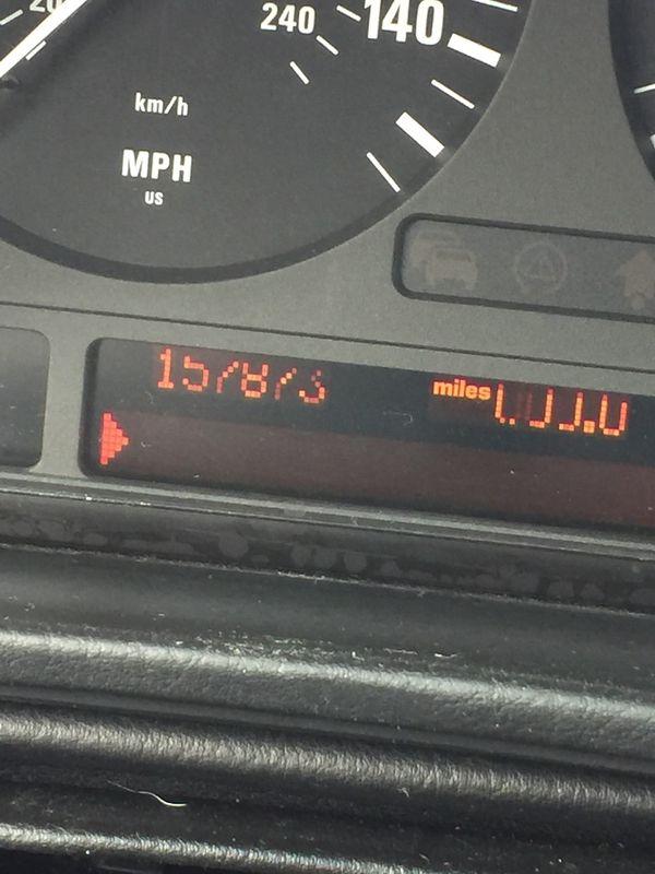 BMW 740 IL 2000 $3999