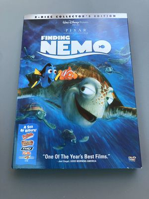 Finding Nemo on DVD for Sale in Pearland, TX