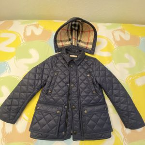 Burberry Boys 5yr Jacket Coat for Sale in Newport Beach, CA