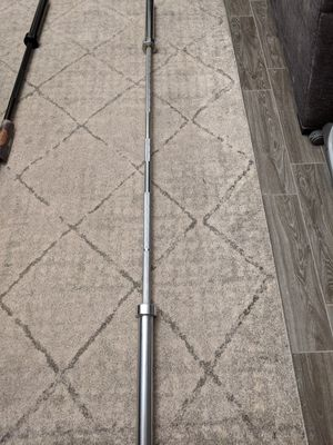 BRAND NEW OLYMPIC BARBELL for Sale in Orlando, FL