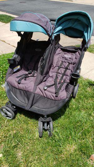 Double foldable stroller for Sale in Woodbridge, VA
