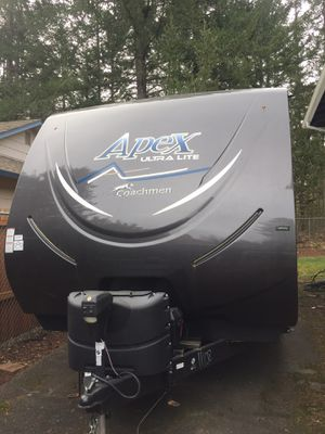 2017 Coachman Apex ultralight 289 TBSS for Sale in Tacoma, WA