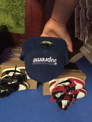 Supreme hats for Sale in Miami, FL