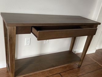 Console Table Like New L48xH30x16 for Sale in Battle Ground,  WA
