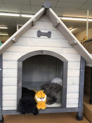 Brand New Dog House for Sale in Lawrenceville, GA