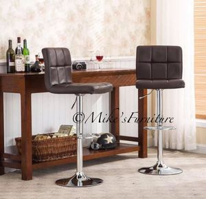 Brand new 2 brown bar stools ( shipping is available) for Sale in Orlando, FL