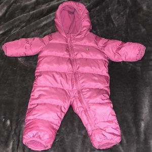 GAP baby Girl Snow Suit 3-6 Months for Sale in North Las Vegas, NV