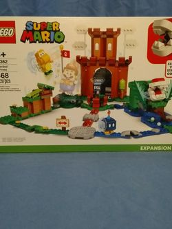 LEGO Super Mario Guarded Fortress Expansion Set 466 Pieces (71362) for Sale in San Antonio,  TX