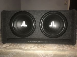 Alpine speaker system for Sale in Tacoma, WA