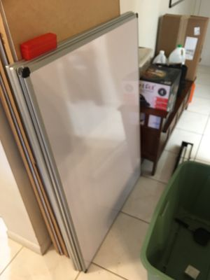 3 x 4 Whiteboards 3 available for Sale in West Palm Beach, FL