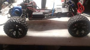 Traxxas 2wd rustler fully upgraded for Sale in Mesa, AZ