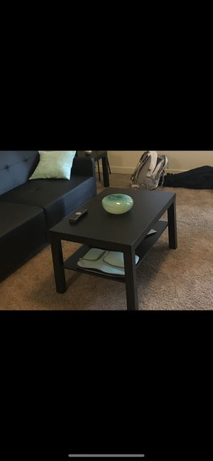 Ikea dining table with 2 chairs and coffee table for Sale in Auburn, WA