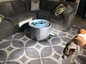 Metal round coffee table for Sale in Columbus, OH