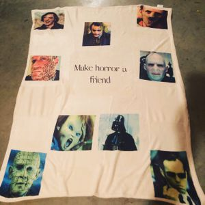 Horror Blanket for Sale in Lancaster, PA