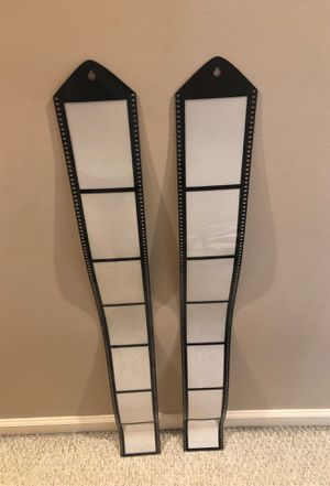 Photo holder x2 - hangs on wall, holds 4x6 pictures for Sale in Acworth, GA