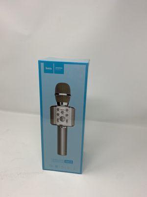 Hoco wireless bluetooth karaoke microphone portable handheld karaoke speaker machine BRAND NEW for Sale in North Bergen, NJ