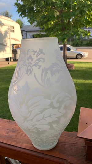 Flower vase for Sale in Longmont, CO
