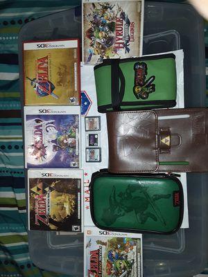 Nintendo 3ds accessories for Sale in Seagoville, TX