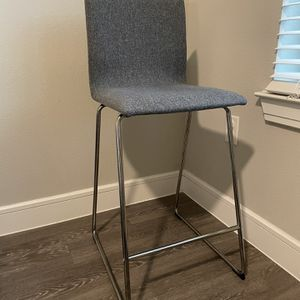 IKEA Volfgang Bar Stool With Backrest for Sale in Austin, TX
