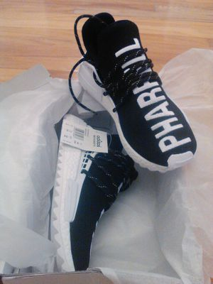 CHANEL X PHARREL ADIDAS SNEAKERS for Sale in Silver Spring, MD