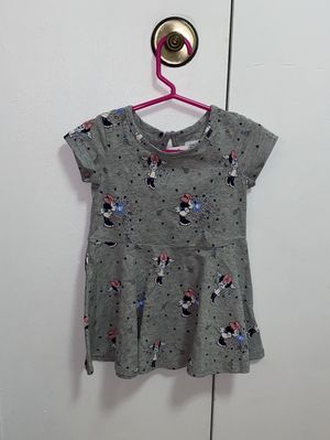 Baby gap Disney Minnie Mouse dress sz 18-24 month for Sale in Queens, NY