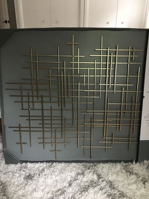 Wall decor (metal) for Sale in Cleveland, OH
