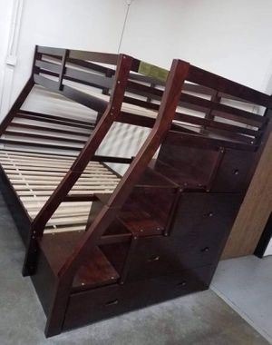 Bunk bed with Mattresses for Sale in San Dimas, CA