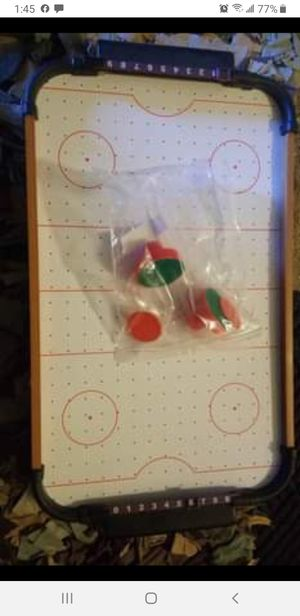 Air hockey small table for kids for Sale in Sacramento, CA