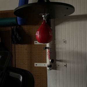 Speed bag platform With Speed Bag, Both New Condition . for Sale in Murrieta, CA