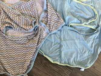 Two Miracle Blanket Swaddles for Sale in Redwood City,  CA