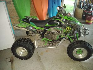 2008 kfx 450r monster edition for Sale in Lancaster, KY