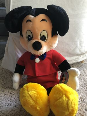 Vintage Mickey Mouse for Sale in Rockville, MD