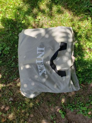 Tent air mattress and sleeping bag for Sale in Winston-Salem, NC