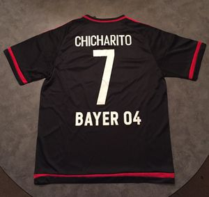Bayer Leverkusen home Chicharito 7 jersey for Sale in Silver Spring, MD