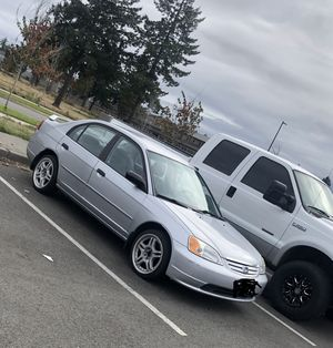 2002 Honda Civic for Sale in Joint Base Lewis-McChord, WA