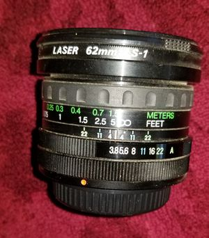 Vivitar wide angle lens for Sale in Payson, AZ