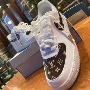 Custom LV AF1's for Sale in New Haven, CT