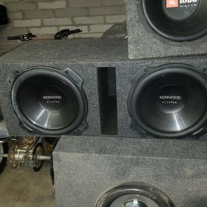 Kenwood 12's In a Box for Sale in Glendale, AZ